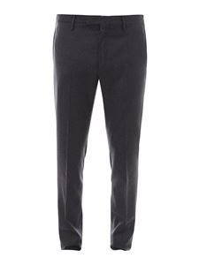 PT Torino - Skinny fit trousers in grey