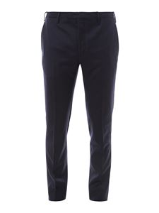 PT Torino - Skinny fit trousers in blue