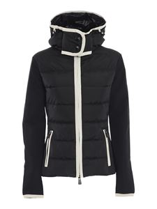 Moncler - Tech fabric padded chest jacket