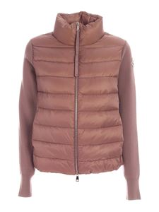 Moncler - Tricot cardigan in brown