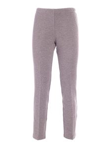 Paolo Fiorillo - Stretch pants in grey