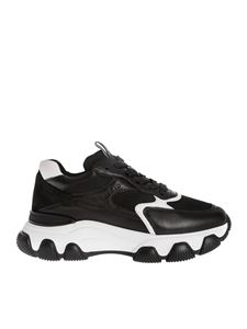Hogan - Hyperactive sneakers in black