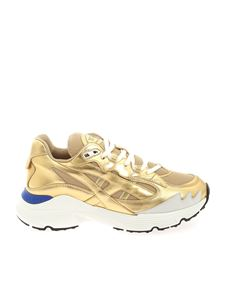Tod's - Run 54C sneakers in gold color