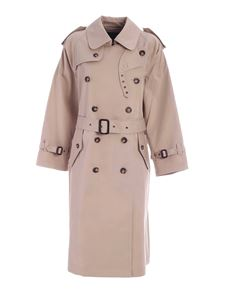 Marc by Marc Jacobs - Maisie Cousins trench coat in beige