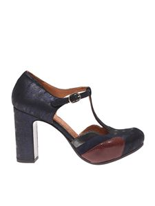 Chie Mihara - Dido pumps in navy blue