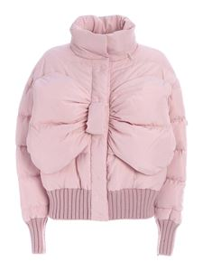 Vivetta - Bow down jacket in pink