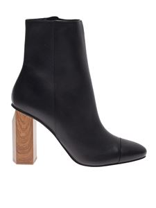 Michael Kors - Petra ankle boots in black
