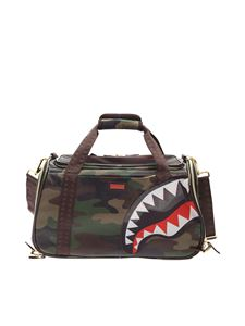 Sprayground - Shark Pet Carrier camouflage bag