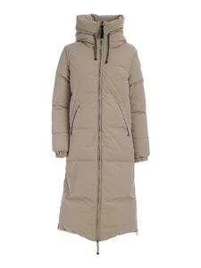 Parajumpers - Sleeping Bag down jacket in ivory color
