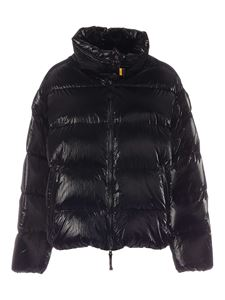 Parajumpers - Pia quilted down jacket in black