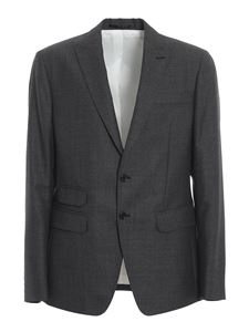 Dsquared2 - Two-piece virgin wool suit in grey