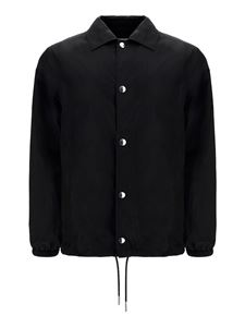 Givenchy - Givenchy Refracted print jacket in black