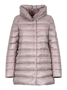 Herno - Amelia ultralight padded coat in pink