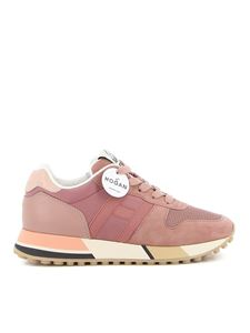 Hogan - H383 Run Sneakers in pink