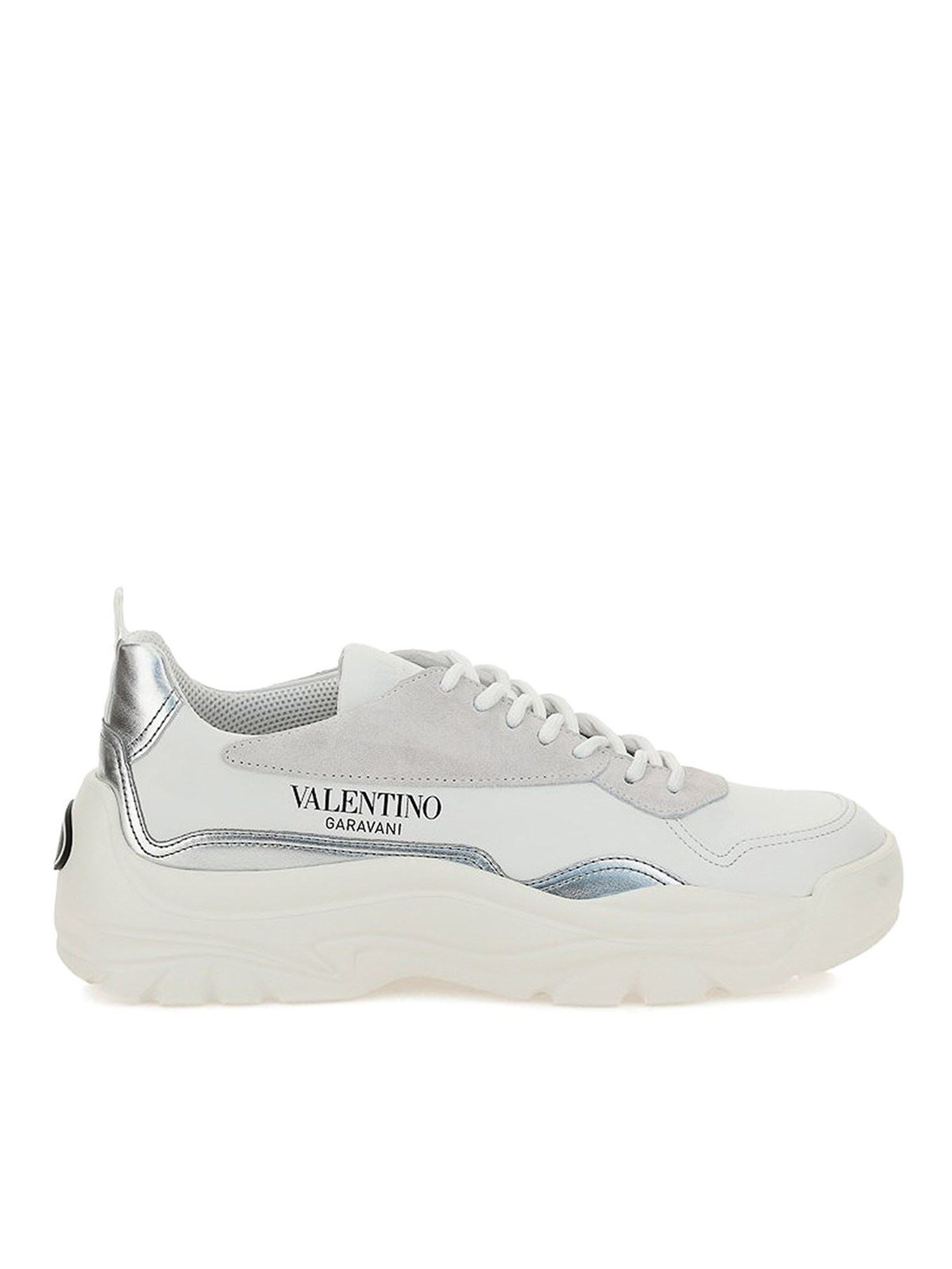 Valentino GUMBOY SNEAKERS IN WHITE