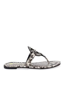 Tory Burch - Miller thong sandals in brown