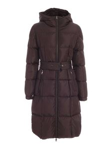 Moncler - Feuille down jacket in brown