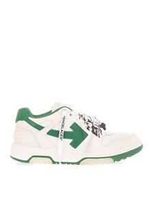 Off-White - Sneakers Out of Office bianche