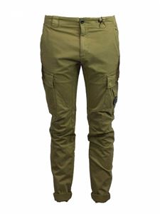 CP Company - Cargo pants in green