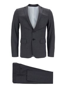 Dsquared2 - Wool suit in grey