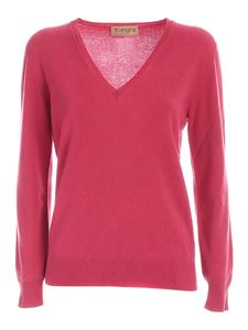 Kangra Cashmere - Cashmere and virgin wool pullover in pink