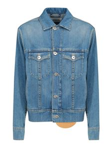 Lanvin - Denim jacket in light blue