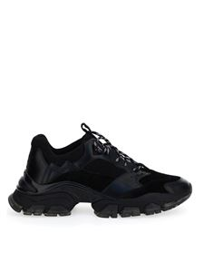 Moncler - Sneakers Leave No Trace nere