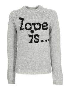 Dsquared2 - Love is... sweater in grey