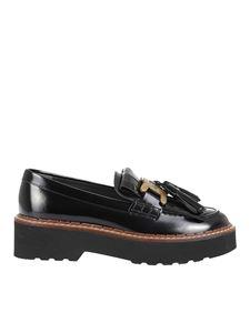 Tod's - Kate loafers in black