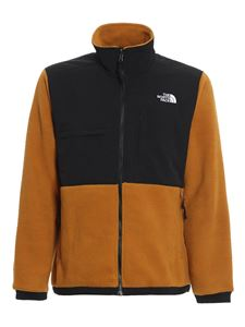 The North Face - Giacca orsetto Denali 2 arancione