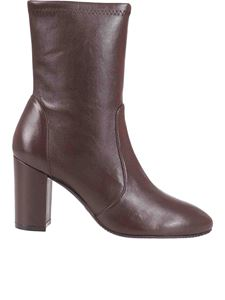 Stuart Weitzman - Yuliana ankle boots in brown
