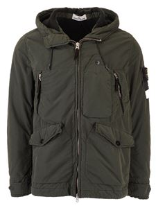 Stone Island - David Light-TC padded jacket in green