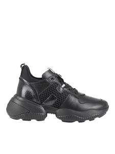 Hogan - Interaction sneakers in black