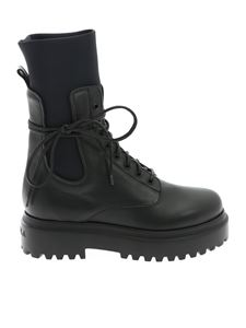 Le Silla - Ranger ankle boot in black
