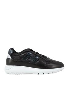 Hogan - Interactive³ black sneakers