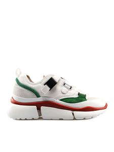 Chloé - Sonnie sneakers in white
