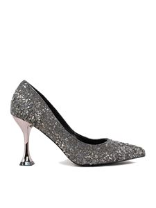 Steve Madden - Lilith pumps in silver color