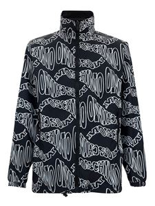 Moschino - Reversible jacket in black