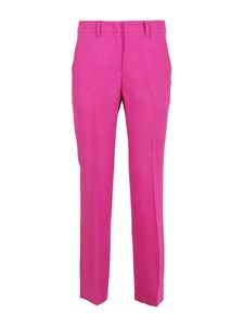 N° 21 - Cady pants in fuchsia