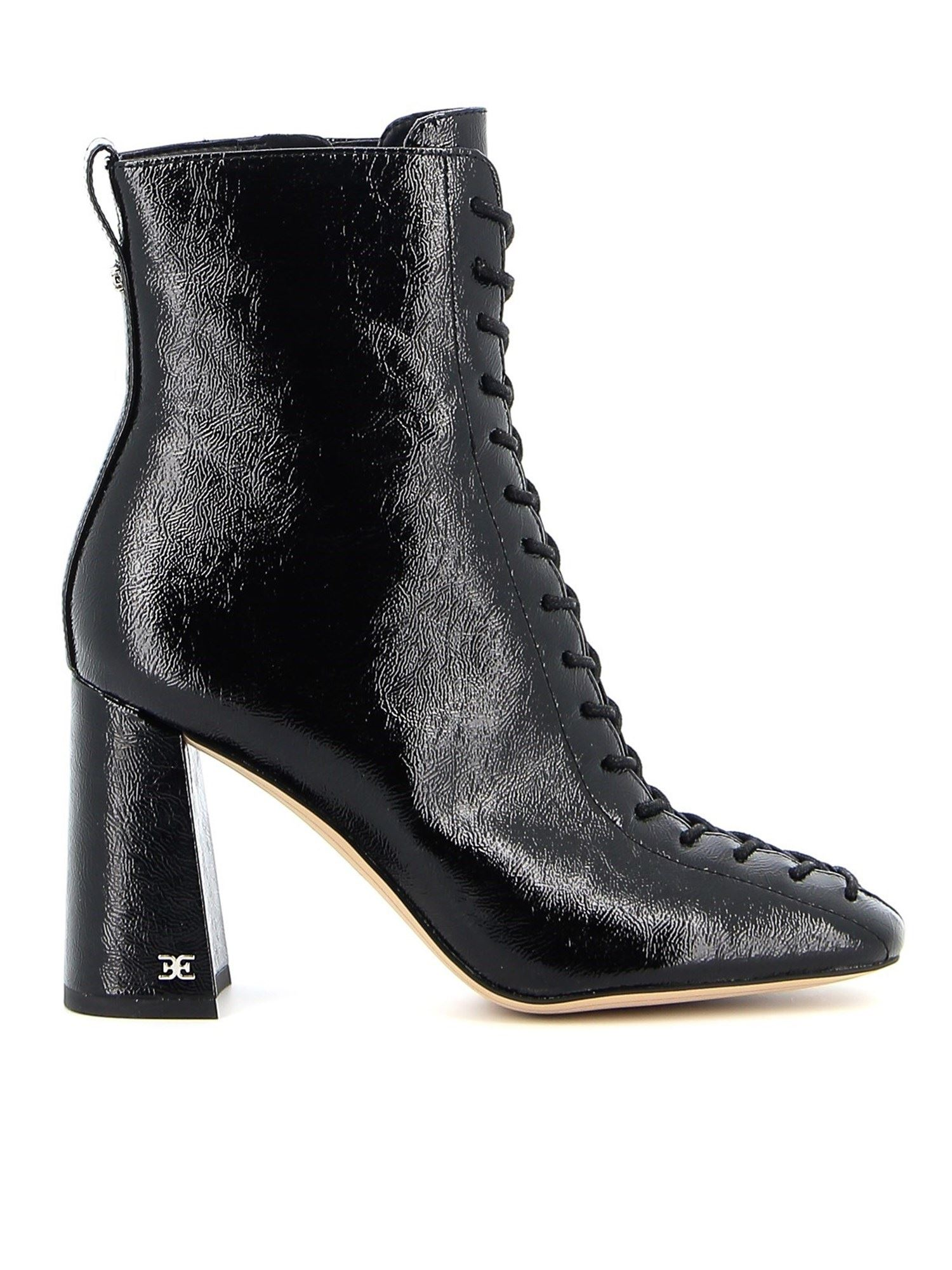 Sam Edelman Denims CARNEY ANKLE BOOTS IN BLACK
