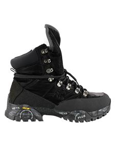 Premiata - Midtreck 167 trekking style ankle boots in black