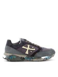 Premiata - Zaczac 5018 sneakers in blue