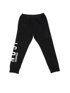 Dsquared2 - Logo sweatpants in black