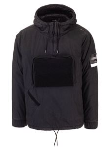 Stone Island - Padded anorak in black