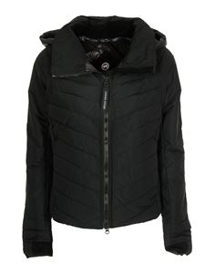 Canada Goose - Hybridge Base down jacket in black