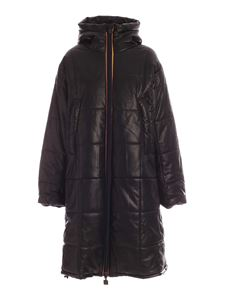 K-way - Argo Kl Air Padded Double jacket in black