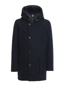 Woolrich - Eco Parka 3 in 1 imbottito blu