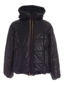 K-way - Claude Kl Air Padded Double jacket in black