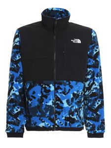 The North Face - Giacca orsetto Denali 2 blu
