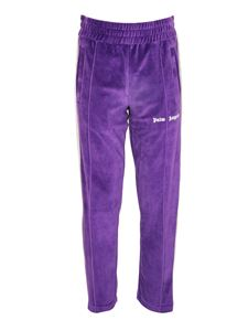 Palm Angels - Track pants in purple